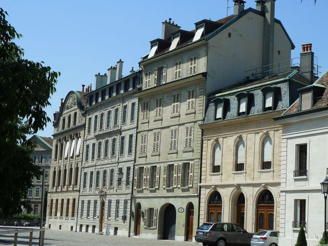 Genf, P1360844 Prom. de St.Antoine