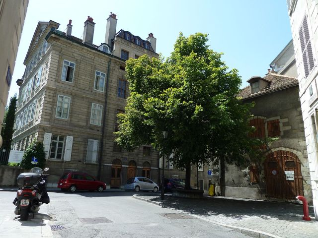 Genf, P1360870 Liszt tér