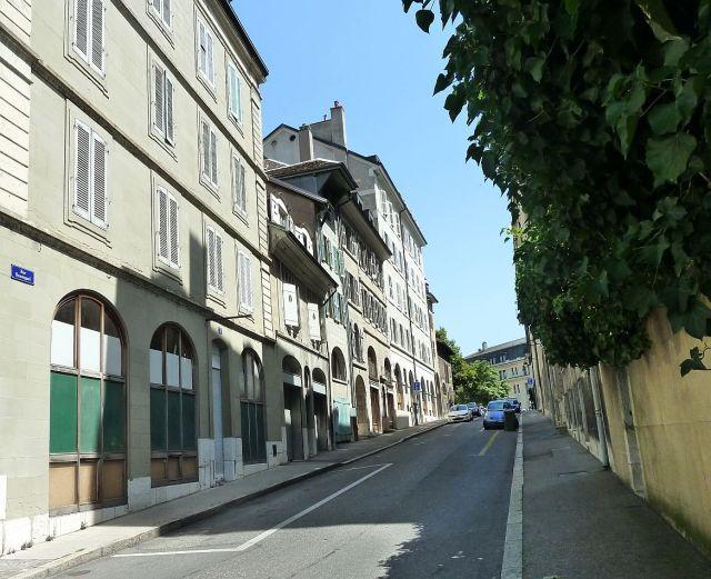 Genf, P1360906 Rue Beauregard