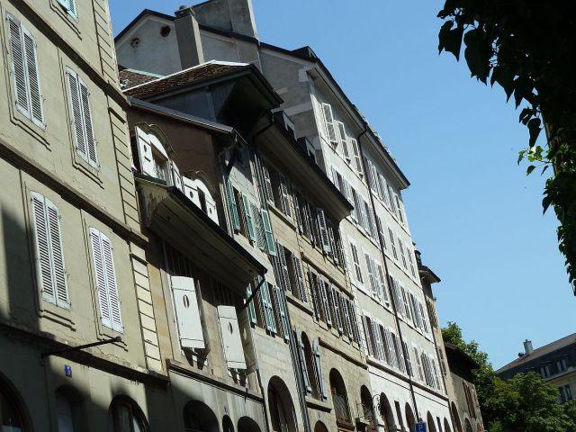 Genf, P1360907 Rue Beauregard