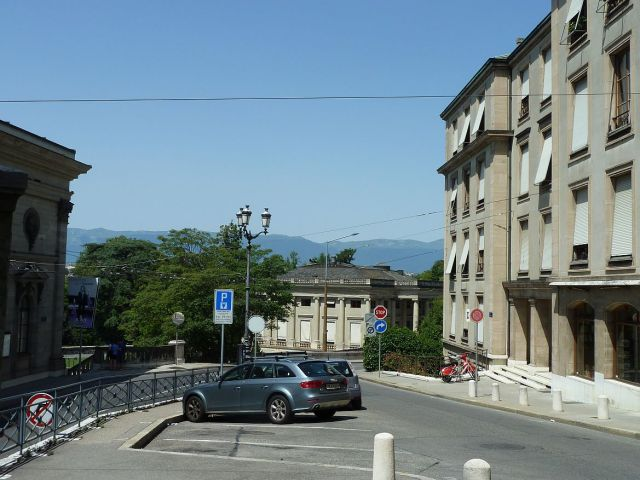 Genf, P1360910 Rue Beauregard