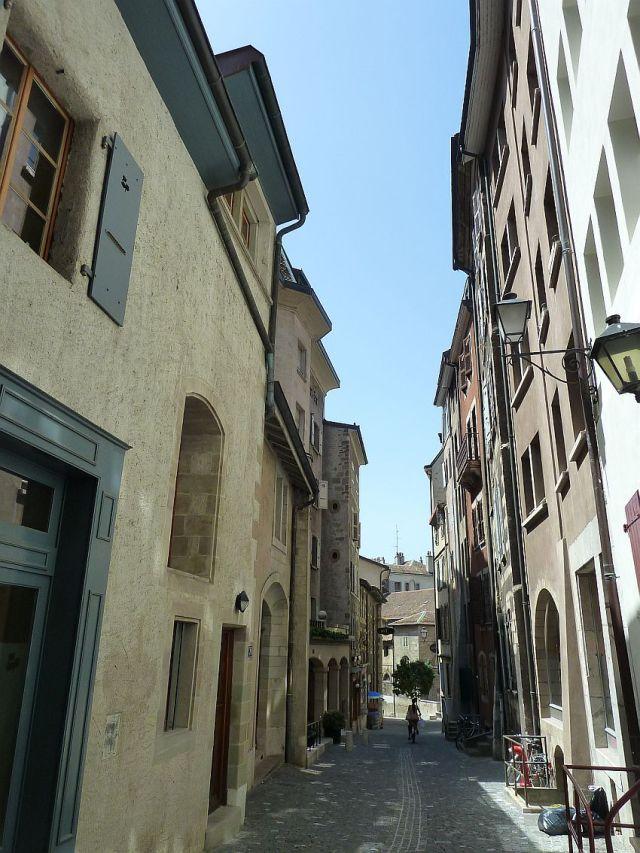 Genf, P1360933 Rue de Cocq