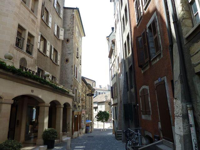 Genf, P1360936 Rue de Cocq