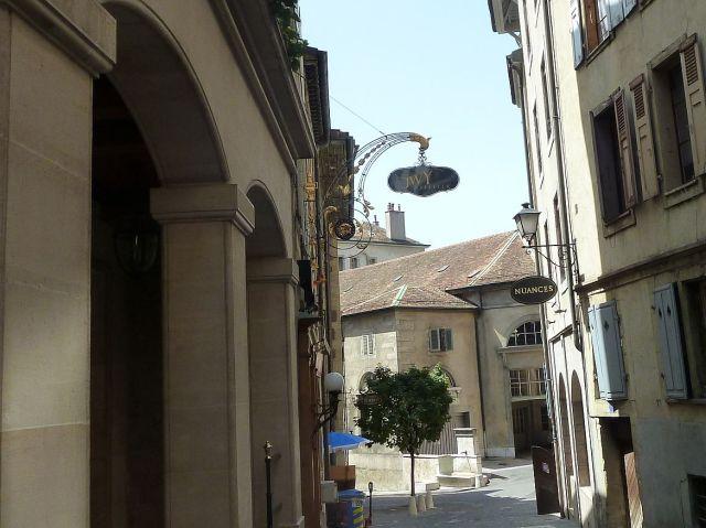 Genf, P1360939 Rue de Cocq