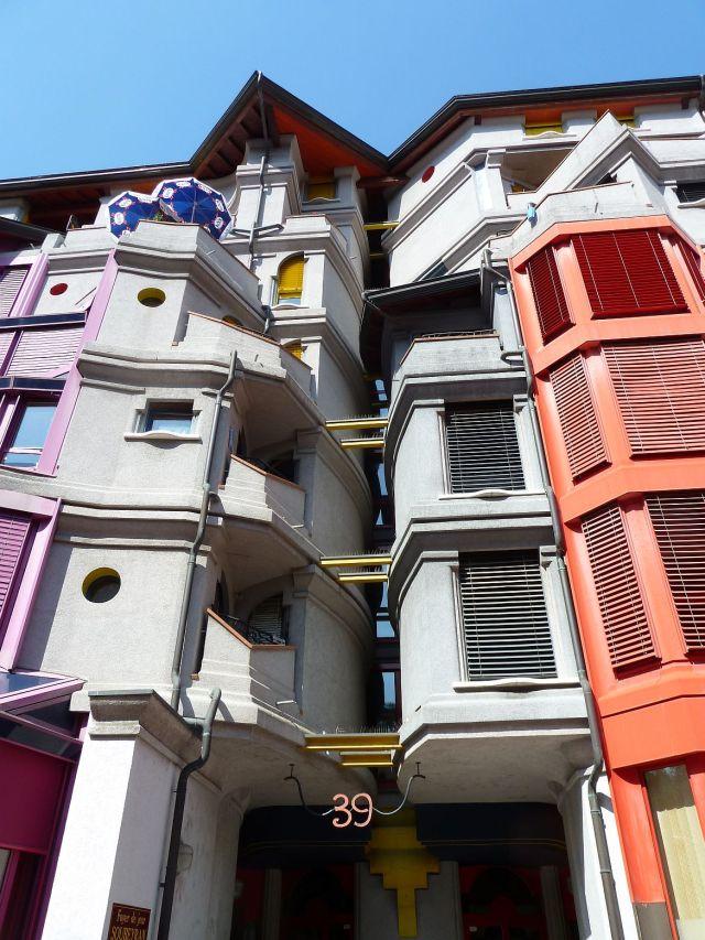 Les Schtroumpfs, Genf P1370273