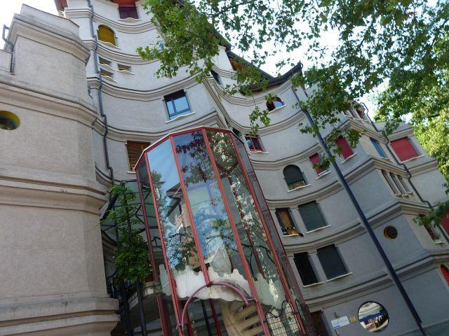 Les Schtroumpfs, Genf P1370305