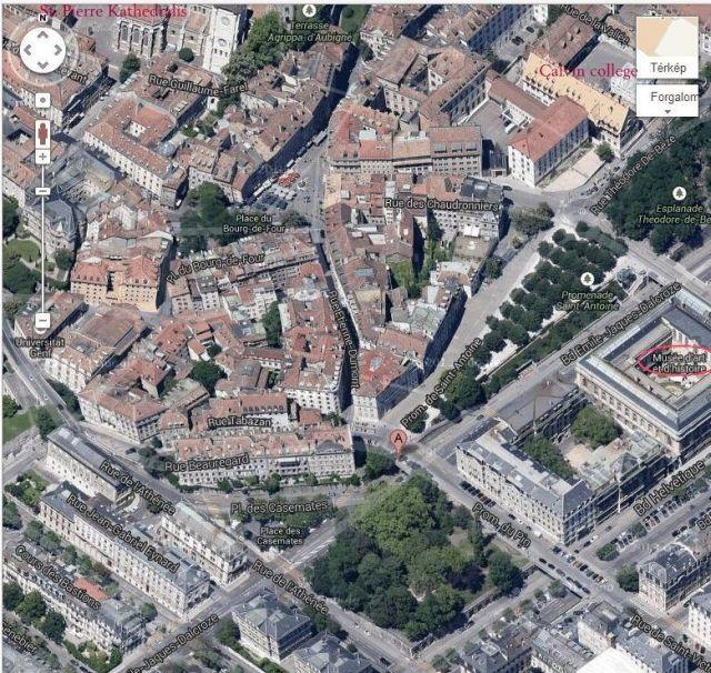 Liszt tér- Google