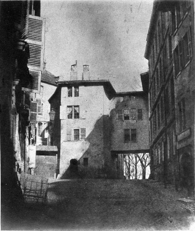 Porte de Saint Antoine, Genf 1900 előtt