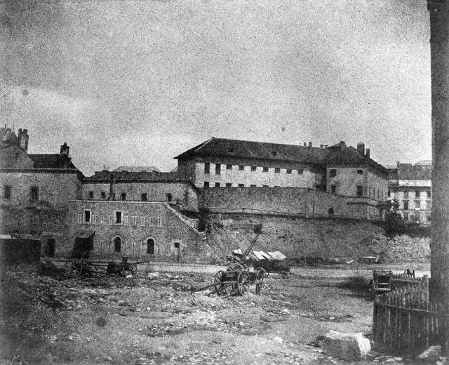 Prison de la Tour-Maîtresse, Genf 1900 előtt
