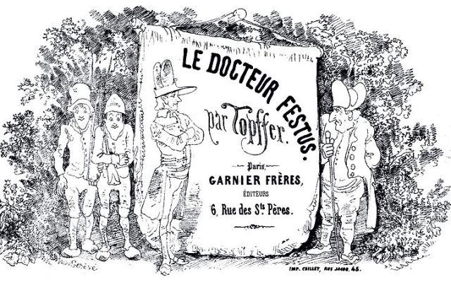 Voyages du Docteur Festus