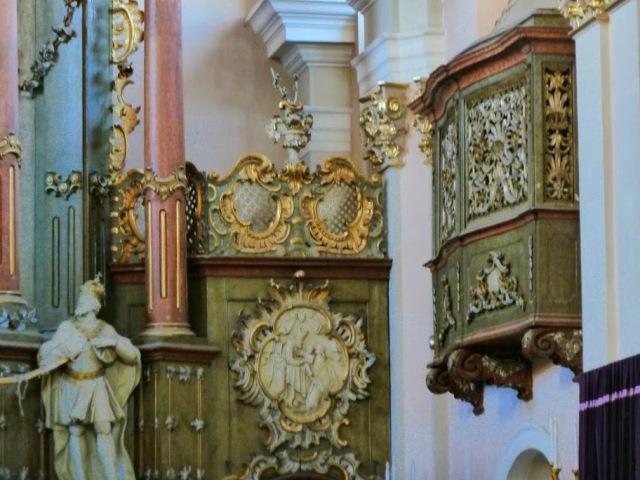 Vác P1380121 Fehérek temploma, rokokó