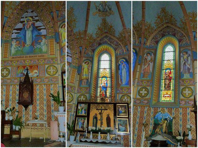 Mezőkövesd, Mária kápolna kollázs
