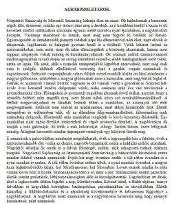 Szabó Zoltán - Cifra nyomorúság
