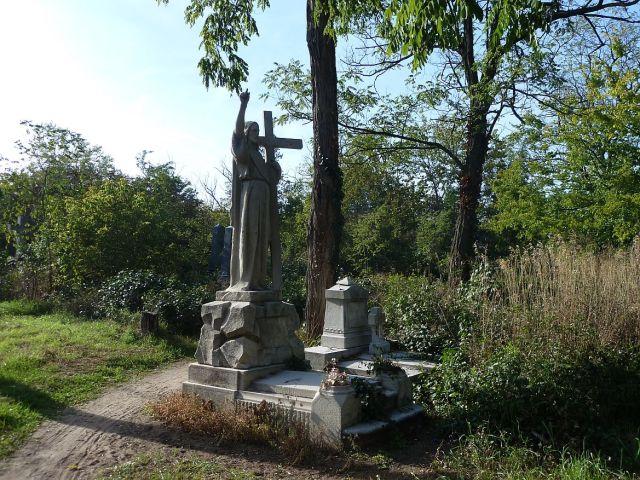 Szentmihályi temető P1390643