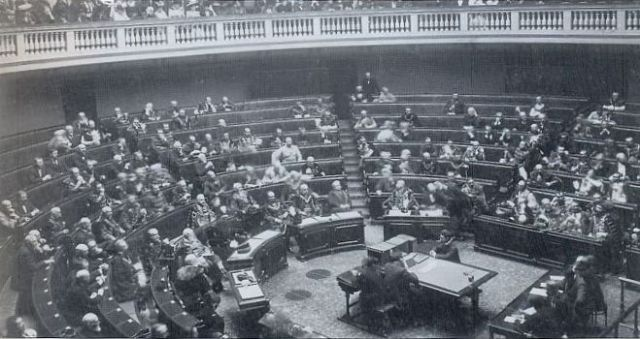 1868 parlamenti ülésterem 1