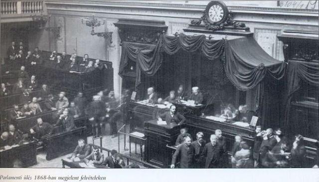 1868 parlamenti ülésterem 2