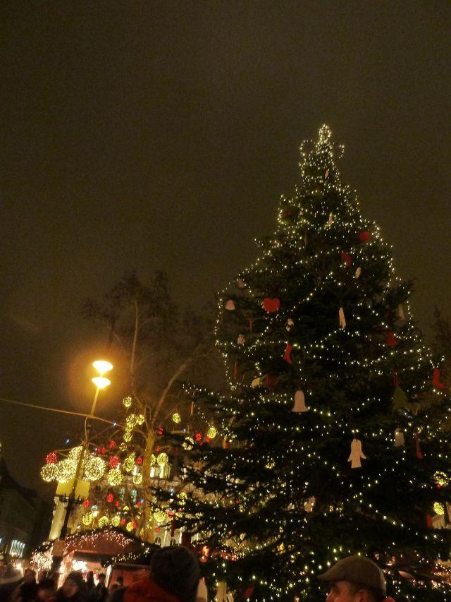 2013 karácsonyi piac, Vörösmarty tér P1420167