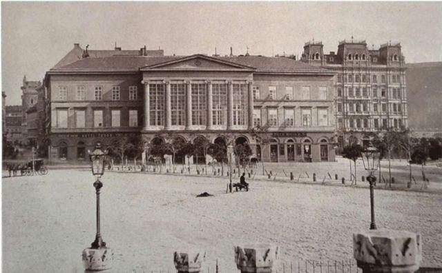Lloyd palota- Klösz Gy. felv. 1875 k. n