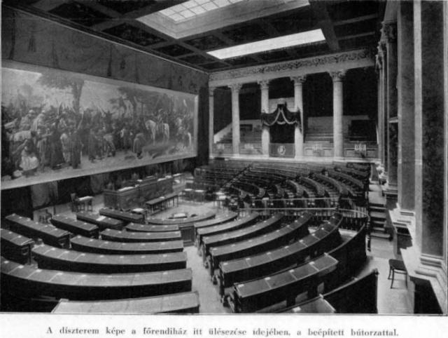 Nemzeti Múzeum főrendi ház