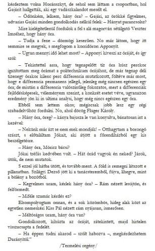 Esterházy Péter - Termelési regény 2
