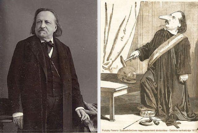 Pulszky Ferenc-kollázs