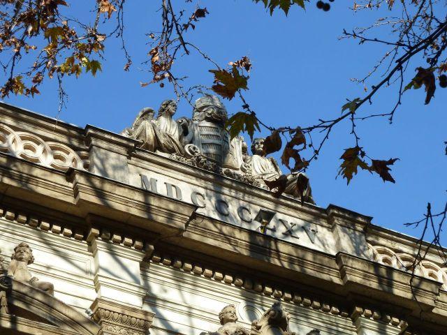 Régi Képviselőház a Bródy utcában P1410878