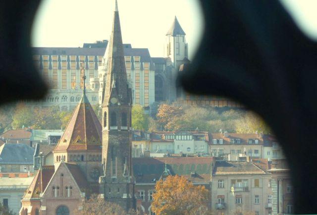 Szilágyi Dezső téri református templom 2011.11.12.