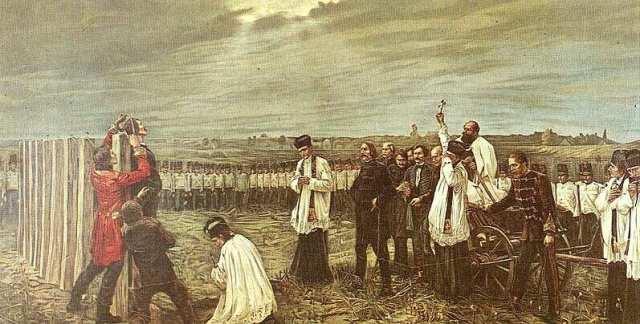 Thorma_János_Aradi vértanúk (1893-1896)