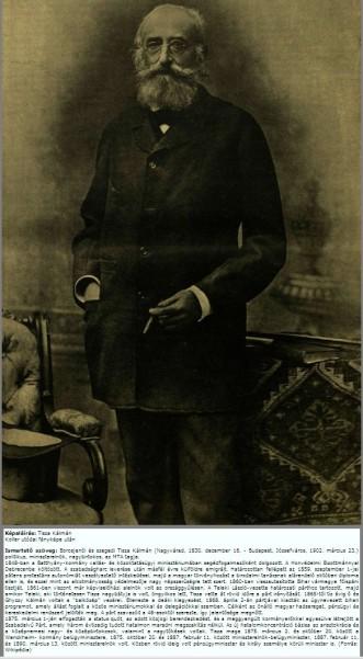 Tisza Kálmán VU