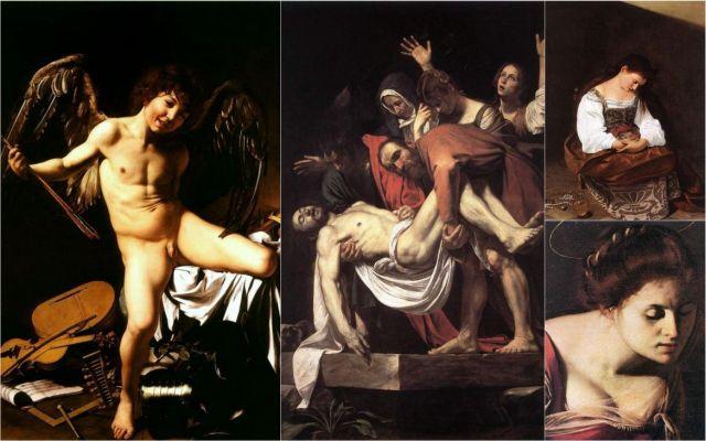 Caravaggio-Nápoly blogból
