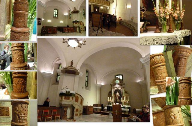 Cinkota evangélikus templom 3