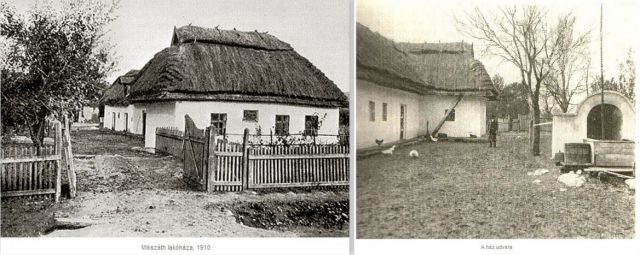 Mikszáth lakóháza, 1910 k