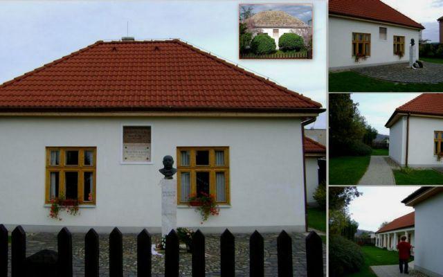 Sklabiná, Mikszáth szülői háza