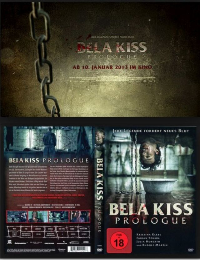 Bela Kiss prolog - K