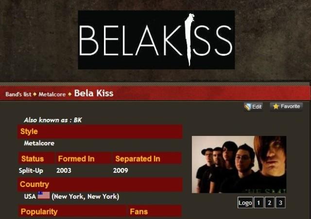 Bela Kiss zenekar