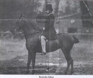 Beniczky Gábor (1851-1894)