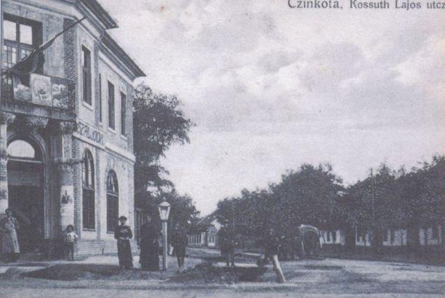 Cinkota,_Kossuth_Lajos_u