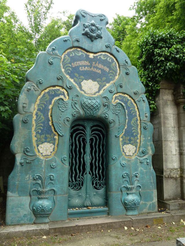 Kozma utcai Zsidó temető, 2013. május P1300570 Schmidl sírbolt 1904