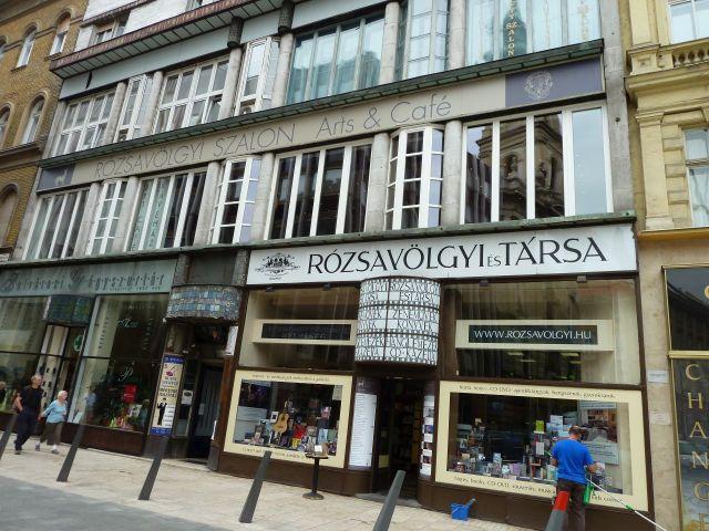 Rózsavölgyi, Szerviták tere P1190281