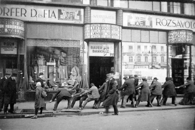 Szervita tér 5. Rózsavölgyi 1930k.6666