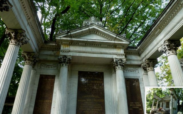 Weiss Manfréd síremlék