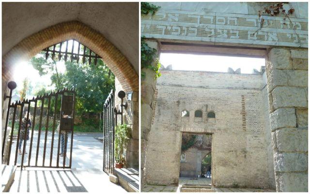 zsidó temetők 2 - Salgótarjáni út