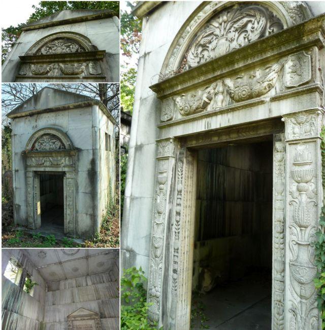 Gavosdiai Sváb Sándor mauzóleum 1-2