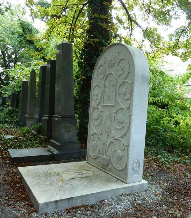 Salgótarján u. Zsidó temető P1400076 2013.10.06. dr. Bacher Vilmos 1918