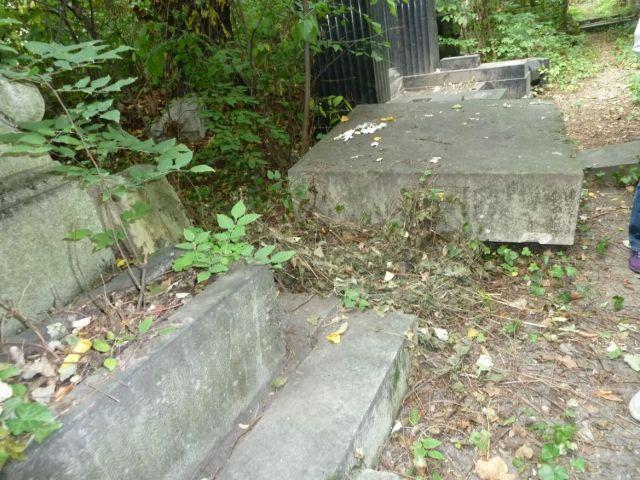 Salgótarján u. Zsidó temető P1400083 2013.10.06. Deutsch Frigyesné Bodansky Hermina 1910
