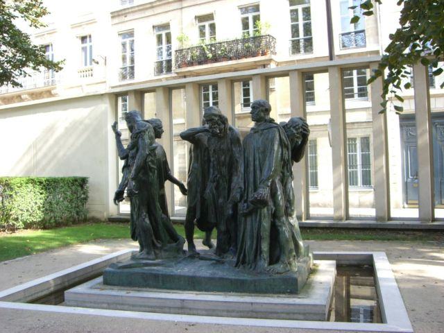 0860 Rodin múzeum A calais-i polgárok 2007.08.26.