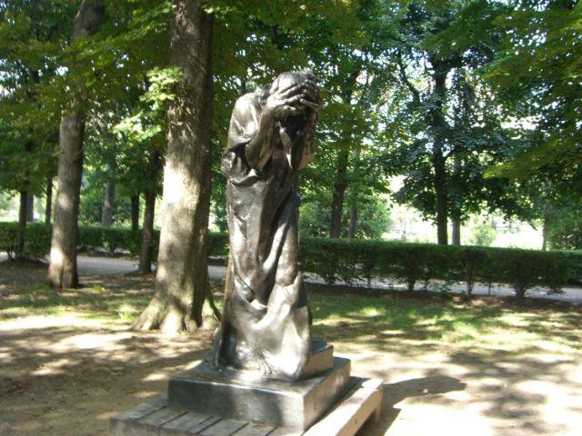 0864 Rodin múzeum Eustache de Saint Pierre (calaisi polgár