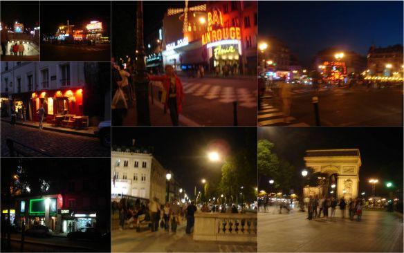 éjszakai Párizs,klap