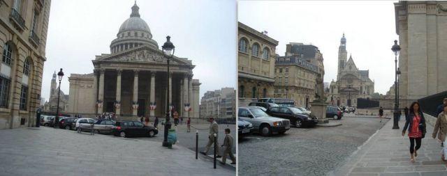 Pantheon és St. Étienne du Mont