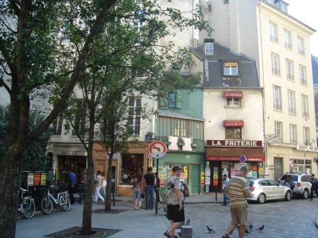 Párizs balpart